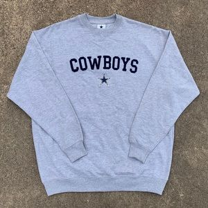 Vintage 90's Dallas Cowboys Crewneck Sweater